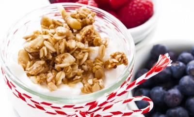 Hair Health: Greek Yogurt Parfait | Miss Jessie's